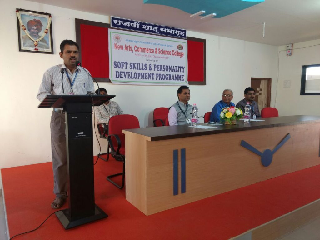 Soft Skill development programme