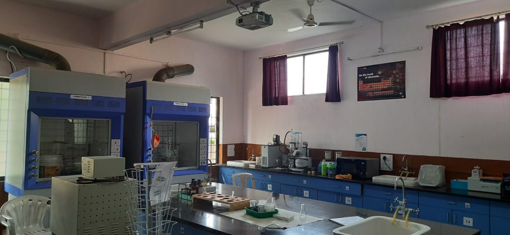 Chemistry Research Lab